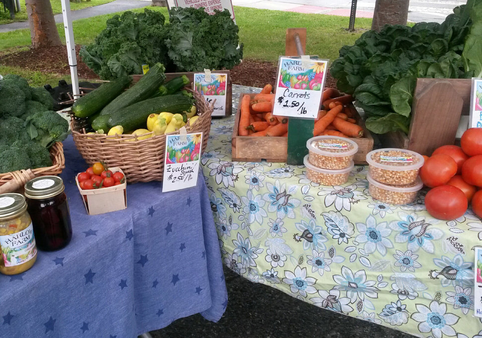 Bellows Falls Farmers' Market